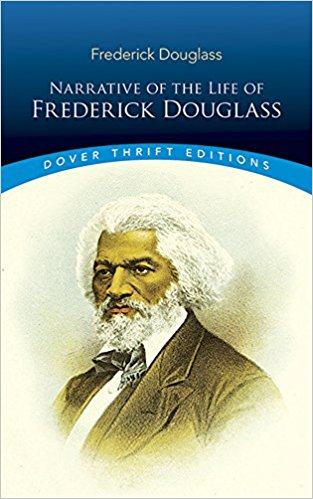 Using the 'Narrative of the Life of Frederick Douglass' to open the lines of communication