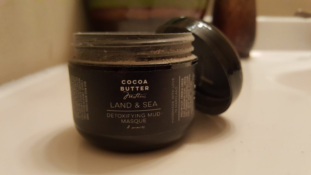 Review: Cocoa Butter Mothers – Land and Sea Detoxifying Mud Mask