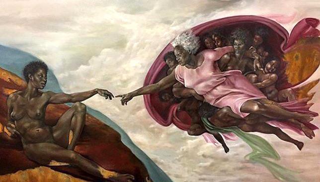 Let's talk about the concept of 'divine feminine'