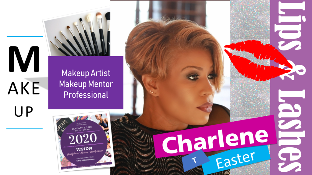 2020 Vision featuring Charlene T. Easter